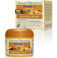 Avalon Organics Vitamin C Renewal Facial Cream