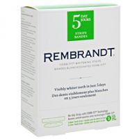 REMBRANDT® Form-Fit Whitening Strips
