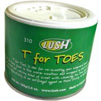 Lush T for Toes