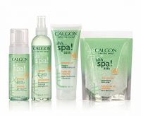 Calgon Ahh Spa! Asia Detoxifying Bath Soak with Rice Extract