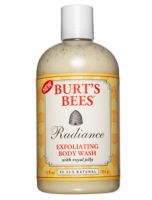 Burt's Bees Radiance Exfoliating Body Wash