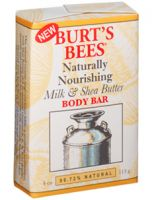 Burt's Bees Naturally Nourishing Milk & Shea Butter Body Bar
