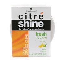 Citre Shine Fresh Fusion Texture Play Defining Creme