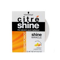 Citre Shine Shine Miracle Glossing Pomade, Highly Laminating