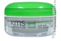 KMS California Hair Play Soft Wax