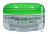 KMS California Hair Play Hard Wax