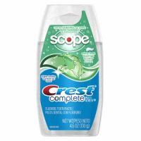 Crest Complete Multi-Benefit Tartar Control Whitening + Scope Liquid Gel Toothpaste