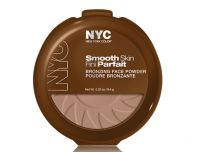 NYC New York Color Smooth Skin Bronzing Powder