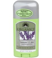 Nature's Gate Organics Deodorant Stick