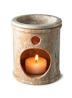 Slatkin & Co. Celadon Soapstone Oil Warmer
