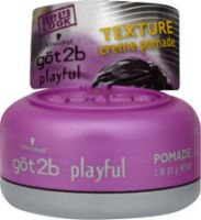 Got2b Playful Texturizing Creme Pomade