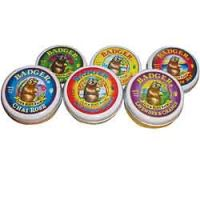 Badger Lip Balm Tins