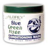 Aubrey Organics Blue Green Algae Hair Rescue Conditioning Mask
