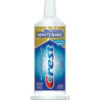 Crest Multicare Whitening Gel Toothpaste