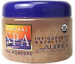 Aubrey Organics Natural Spa Sea Wonders Bath Salts
