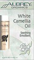 Aubrey Organics White Camellia Oil