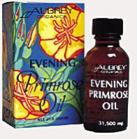 Aubrey Organics Evening Primrose Oil