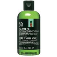 The Body Shop Tea Tree Oil Invigorating Body Wash