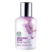 The Body Shop White Musk Blush Eau de Toilette