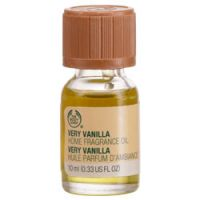 The Body Shop Very Vanilla Home Fragrance Oil