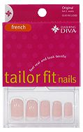 Dashing Diva French Tailor Fit Nails