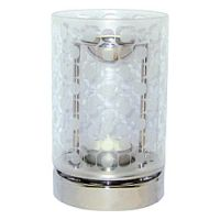 The Body Shop Frosted Glass Oil Burner
