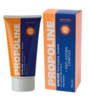 Propoline Sunscreen Face & Body Milk for Sports with SPF 30