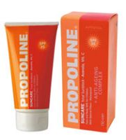 Propoline High Protection Face & Body Milk with SPF 30