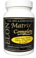Elon Matrix Complete Biotin Supplement with Multi-vitamin