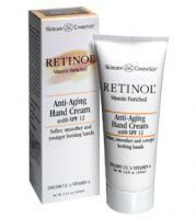 Fran Wilson Retinol Anti-Aging Hand Cream - SPF12