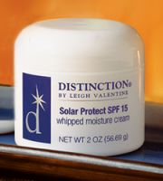 Distinction Solar Protect Whipped Moisture Cream