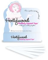 Hollywood Wedding Apparel Tape