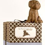 Gianna Rose Atelier Chocolate Labrador Soap
