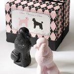 Gianna Rose Atelier Pink & Black Poodle Soap