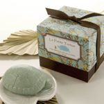 Gianna Rose Atelier Turtle Soap On Lily Pad Dish