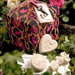 Gianna Rose Atelier Alice Treasures: Pocket Watch, Key & Heart