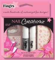 Fing'rs Nail Creationz Nail Art