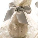 Gianna Rose Atelier Vanilla Pear Soap on Leaf Dish
