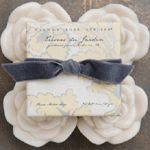 Gianna Rose Atelier Single Gardenia Soap in Gift Box