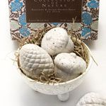 Gianna Rose Atelier Pinecone & Acorn-Shaped Soaps in Dish