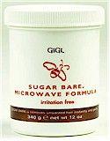 GiGi Sugar Bare Microwave Formula