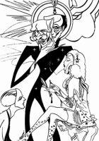 Black Phoenix Alchemy Laboratory Diabolus HORREUR SYMPATHIQUE