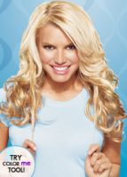 hairdo by Jessica Simpson 21' 100% Fine Human Hair Extensions