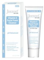 Joesoef Skin Care Vitamin E Facial Foam Cleanser
