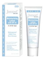 Joesoef Skin Care Moisturizing Lotion with SPF30