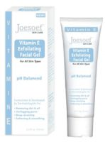 Joesoef Skin Care Vitamin E Exfoliating Facial Gel