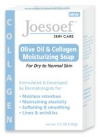 Joesoef Skin Care Olive Oil & Collagen Moisturizing Soap