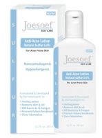 Joesoef Skin Care Anti-Acne Lotion with Natural Volcanic Sulfur 6.6%