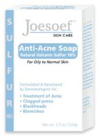 Joesoef Skin Care Anti-Acne Soap with Natural Volcanic Sulfur