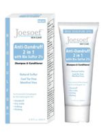 Joesoef Skin Care Anti-Dandruff 2-in-1 Shampoo & Conditioner with Bio Sulfur 2%